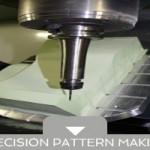 Precision Pattern Making:-