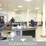 Clean Room Laminating