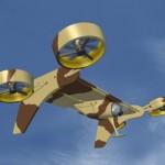 VTOL Flying Wing Project